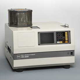 Micro Moisture Analyzer FM-300S
