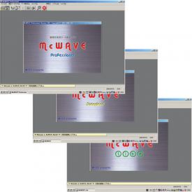 データ管理ソフトウェア McWAVE Lite / Std. / Pro