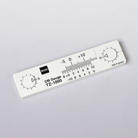 コンクリートひび割れ測定ゲージ TZ-1000「CMゲージ」